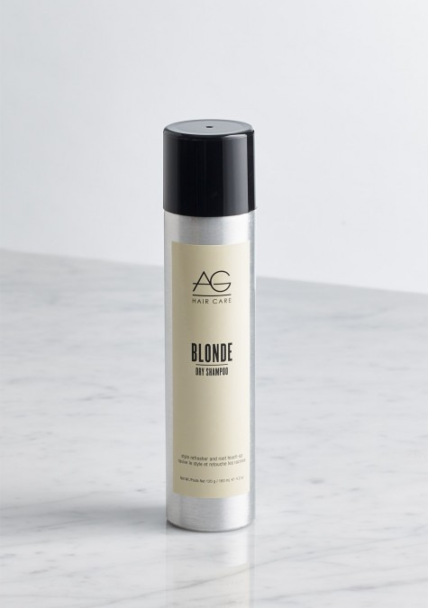 Blonde Dry Shampoo Image
