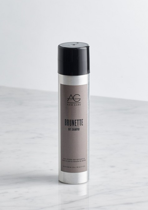 Brunette Dry Shampoo Image