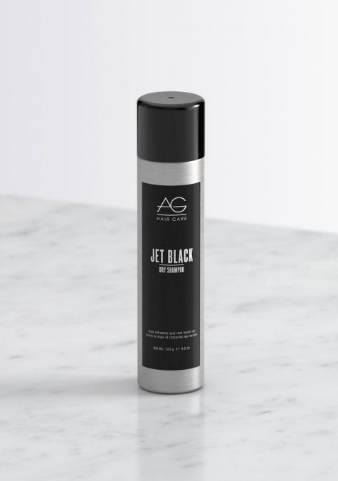 Jet Black Dry Shampoo Image