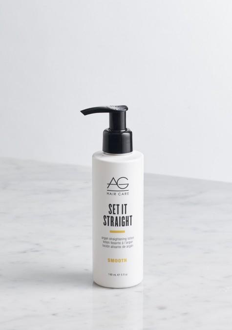 Set it Straight - Argan Straightening Lotion Image