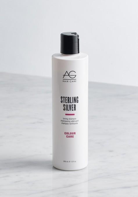 Sterling Silver Toning Shampoo Image