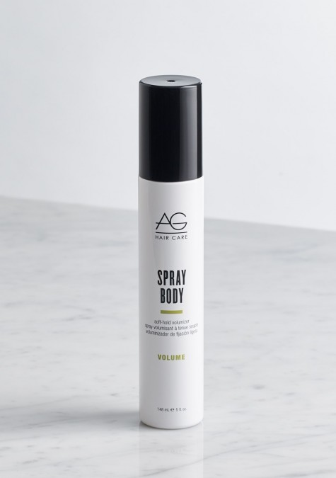 Spray Body - Soft Hold Volumizer Image